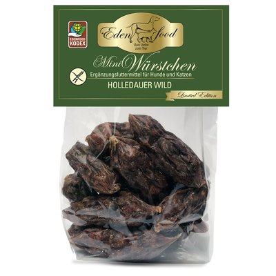 Holledauer Wildwürstchen - limited edition (100g)