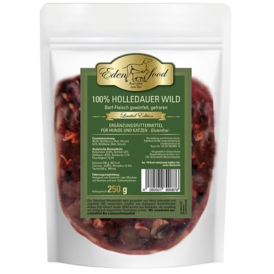 100% BARF Holledauer Wild - limited edition (250g)