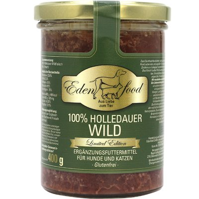 100% Holledauer Wild  - limited edition (400g)