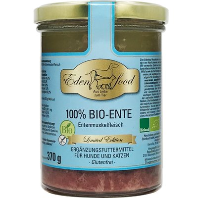 100% Bio-Ente - limited edition (370g)