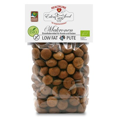 Bio-Healthline Mini Makronen Low Fat - Pute (100g)